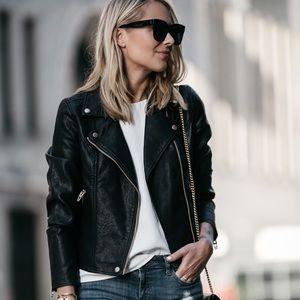 82ccd2402 Blank NYC life changer moto jacket